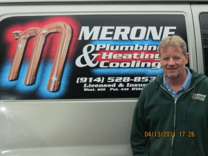 Mark Merone - Co-Owner of Merone Plumbing