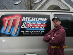 Jason Merone - Co-Owner of Merone Plumbing